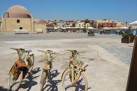 Chania Old Town Tour en bicicleta...