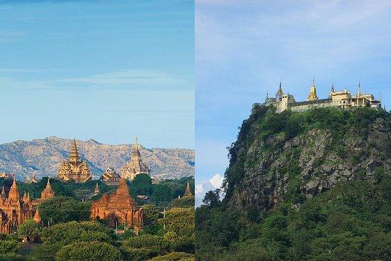 Bagan og Mount Popa privat tur (2...