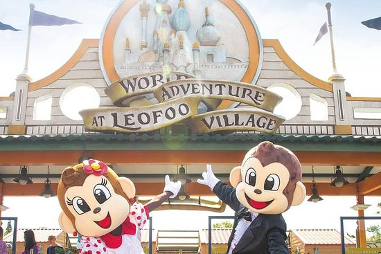 Leofoo Village Theme Park Ticket (For...