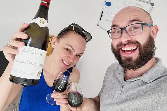 Vinprovningar - roligt och ...