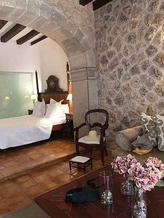 Mysigt romantiskt hotell
