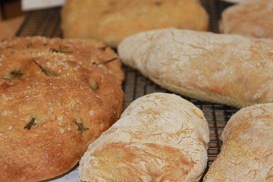 Des cours de fabrication du pain...