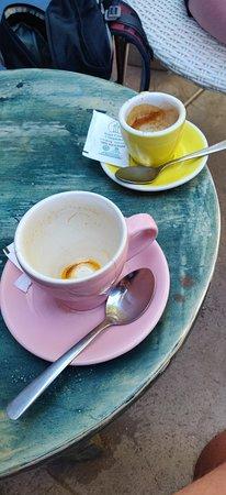Sympa et bon café