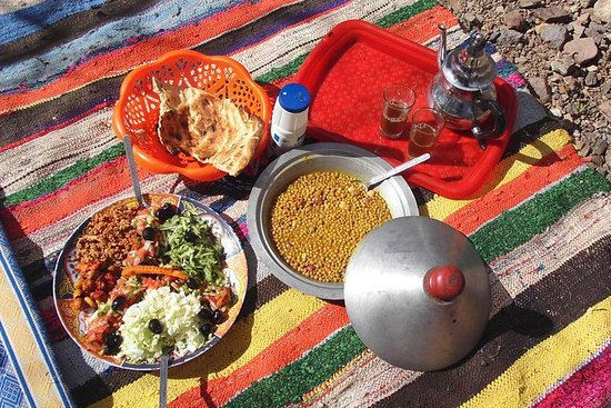 Dagstur Atlas Marokko Berber Experience...