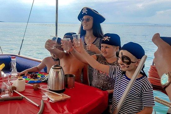 孩子們的海盜派對