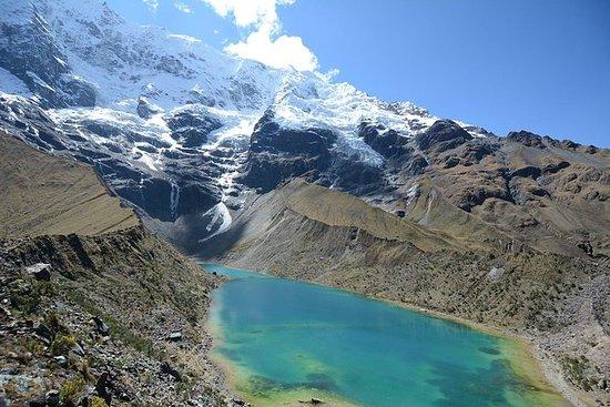 Humantay湖从库斯科一日徒步旅行