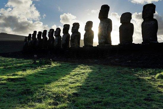 Privat tur: Tongariki Sunrise...