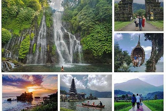 Bedugul Tanah Lot Tour - Bali Private...