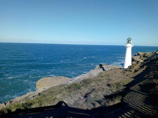 Castlepoint, นิวซีแลนด์: The lighthouse