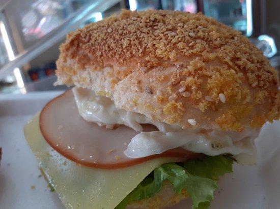 Artos & Glyko Cafe-Bakery: Άρτος & Γλυκό Café-Bakery
