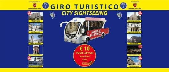 Ascoli City Tour - MiniBus Elettrico