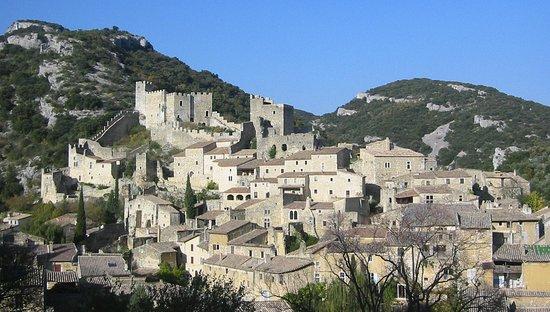 Château de Saint-Montan: Forteresse médiévale de Saint-Montan (Ardèche)