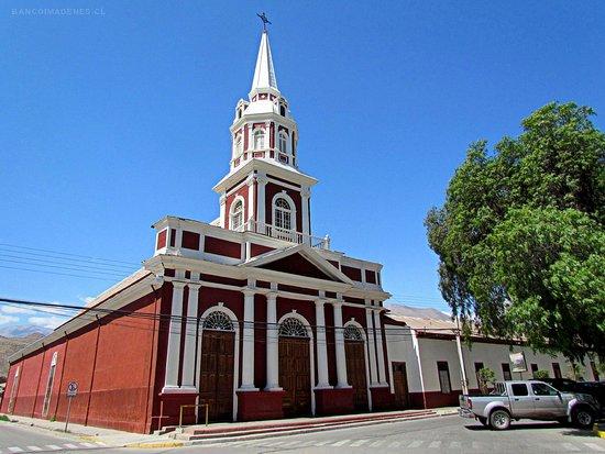 Iglesia Inmaculada Concepcion de Vicuna