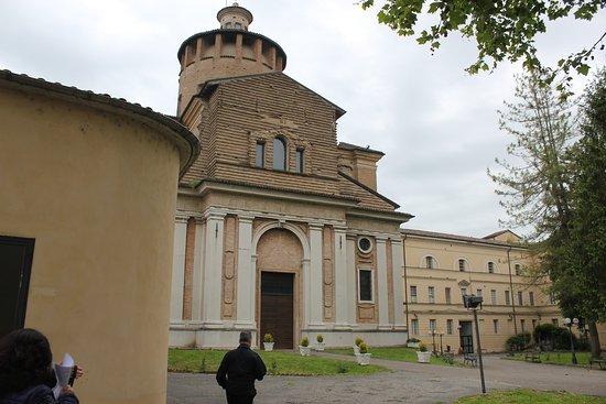 esterno della Certosa