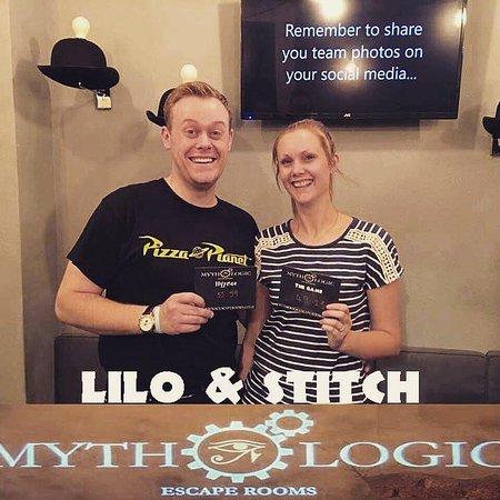 ‪Mythologic Escape Rooms Gillingham‬
