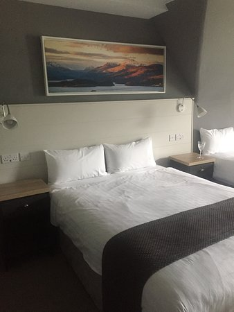 Superior room with loch view.