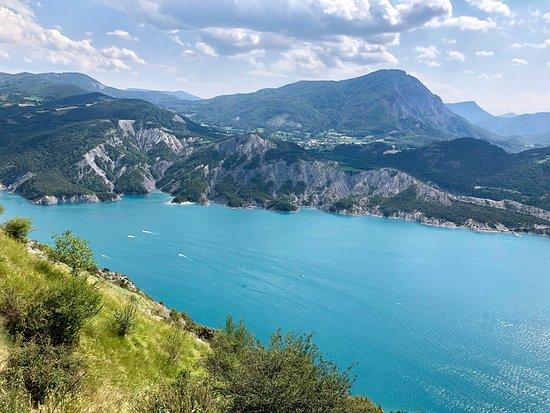 Belvedere de Sauze Le Lac