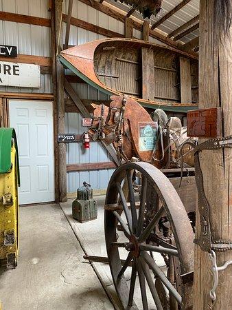 Wheels Across the Prairie Museum