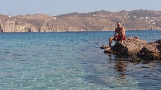 Agios Sostis, Yunanistan: This is Mykonos!!!