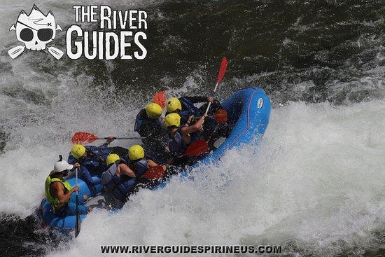river guides pirineus