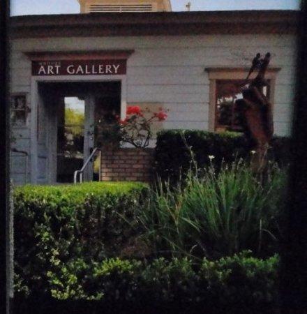 Whittier, Kalifornia: entrance