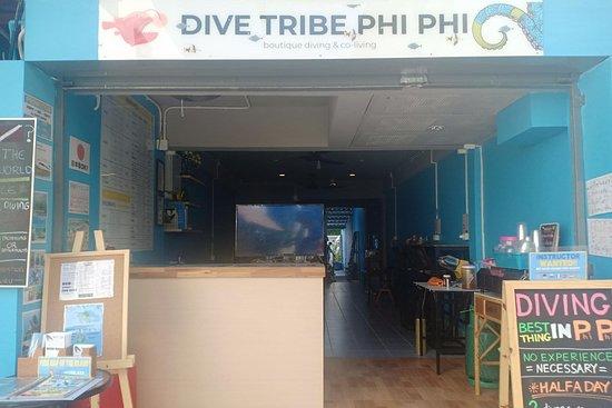 Dive Tribe Phi Phi