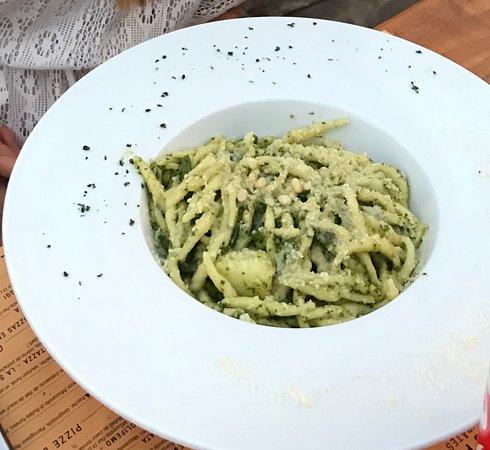 Un VRAI restaurant Italien!