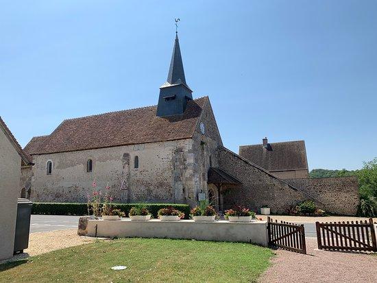 Ancienne chapelle ou Prieuré de Drevant