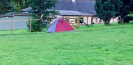 Inver Coille Camping & Glamping-billede