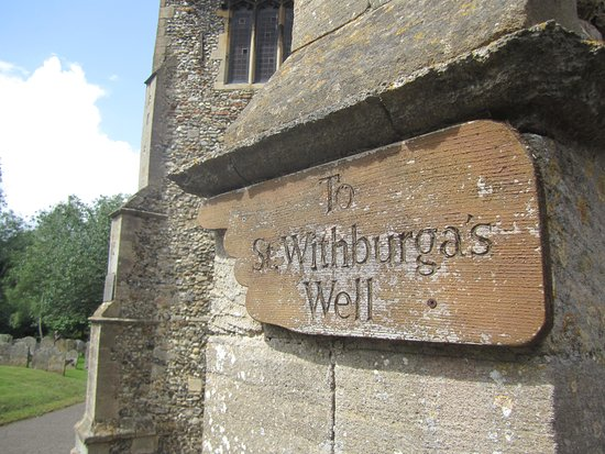 ‪St. Withburga's Well‬