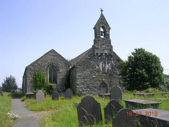 St. Cawrdaf Church
