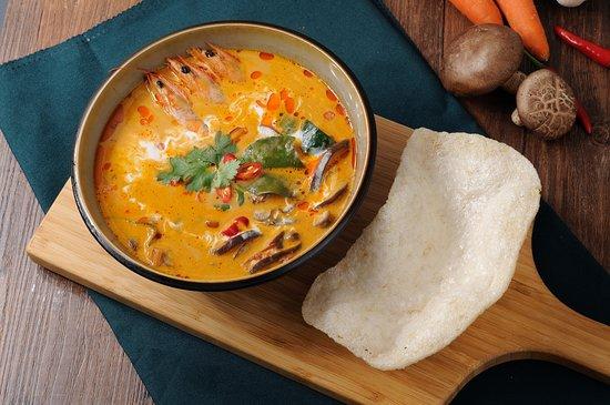 Thai Curry Picture Of Grandpa S Kitchen Changchun Tripadvisor