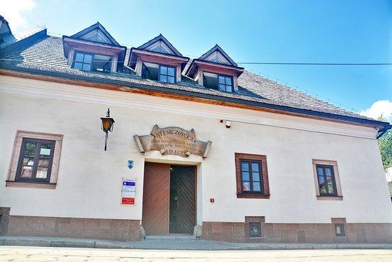 Centrum Informacji Turystycznej Niemczówka w Chęcinach
