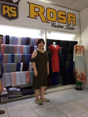 Rosa Tailor
