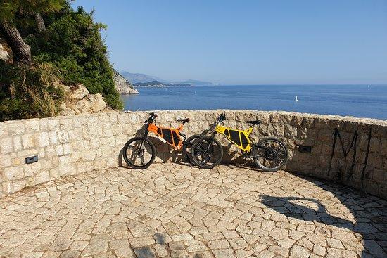 E Bike Dubrovnik