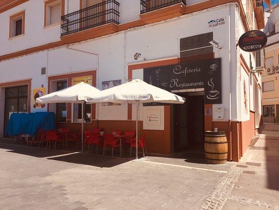 Priego de Cordoba, Španija: Café Paris Priego de Córdoba