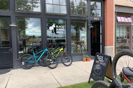 Black Burro Bikes