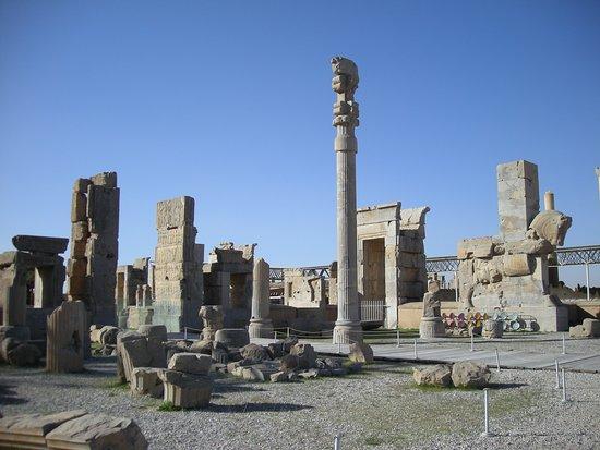 Persepolis Tour