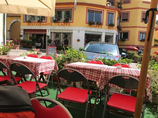 Spiazzi, Włochy: La posta