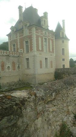 Selles-sur-Cher, Francja: château de selles sur cher