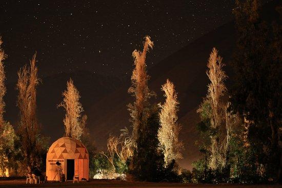 Observatorio Andino Chakana: The open air observatory