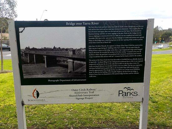 Chandler Highway Historic Bridge
