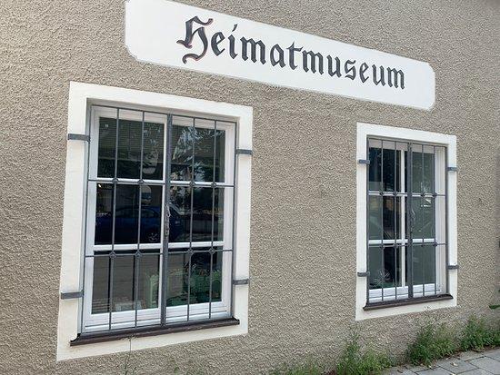 Heimathaus Traunstein mit integriertem Spielzeugmuseum