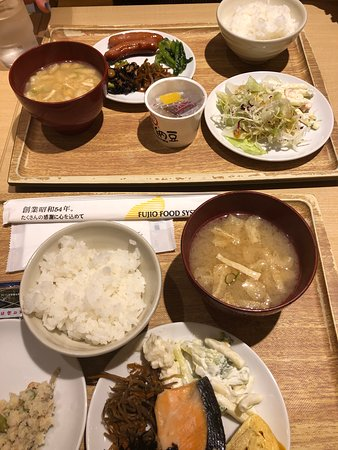 Bilde fra Sachifukuya Cafe, Osaka International Airport