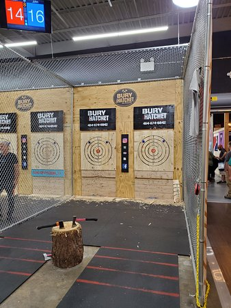 Bury The Hatchet King of Prussia - Axe Throwing - 2019 All