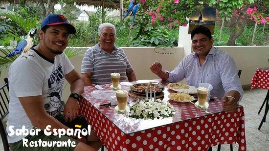 ¡¡ Bienvenidos Colombia & Guayaquil ( Ecuador )