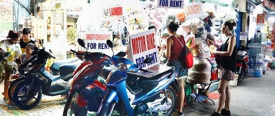 Hanoi Motorbike