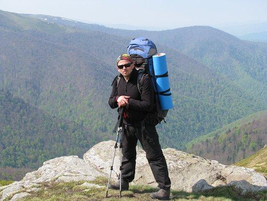 Volovets, Oekraïne: Инструктор