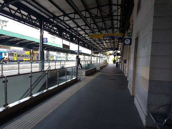 Stazione della Ferrovia