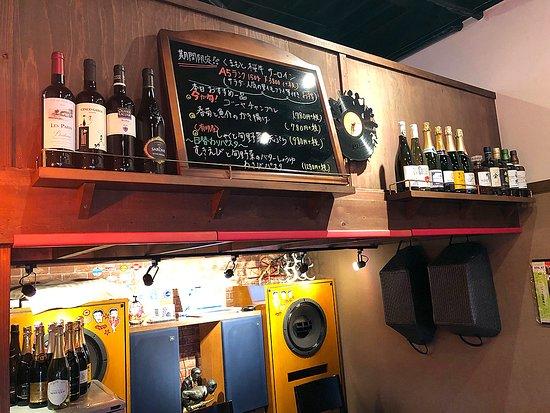 熊本 水前寺 居酒屋 JAZZ酒場かっぱはこんなお店です。